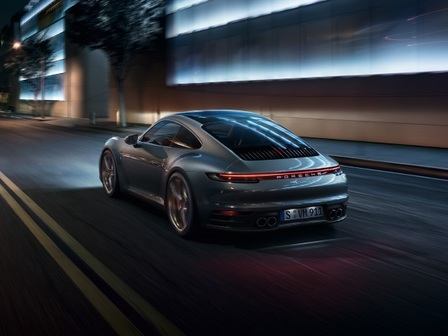 The new 911 Carrera S