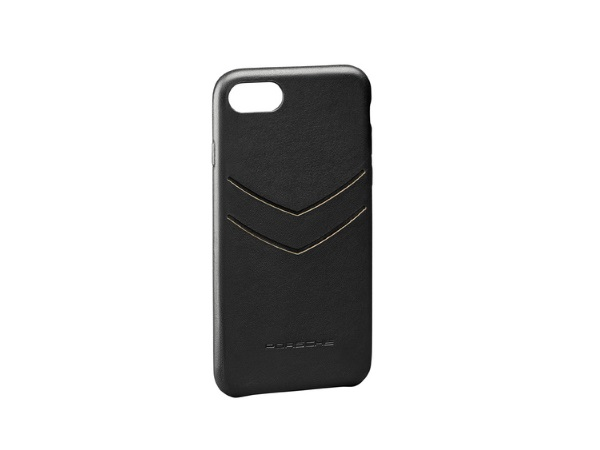 Leather iPhone 8 case